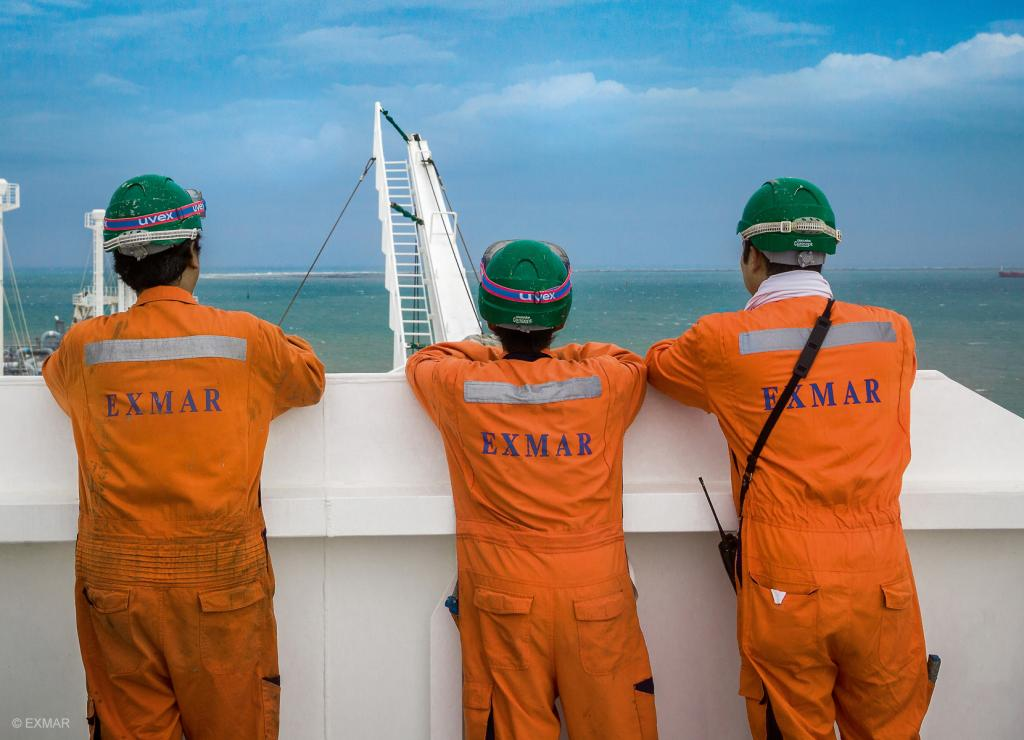 EXMAR Ship Management | Exmar